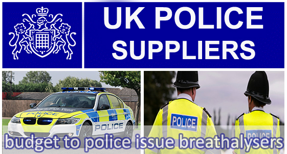 Suppliers of Police Breathalyzers - Breathalyser Direct