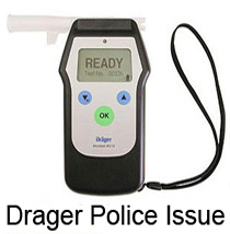 Drager Police Breathalyzer