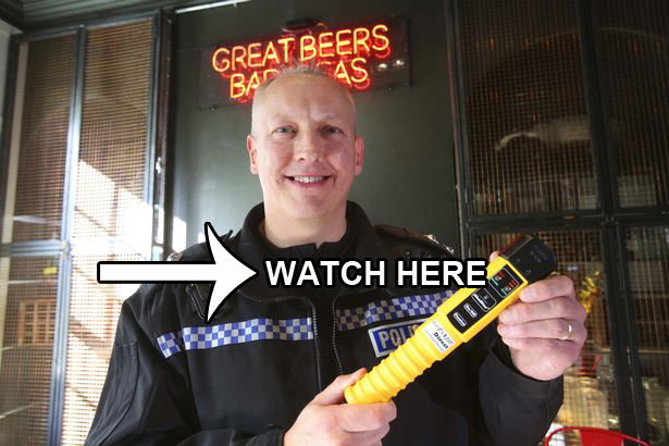 As supplied by breathalyser direct to West Yorkshire Police