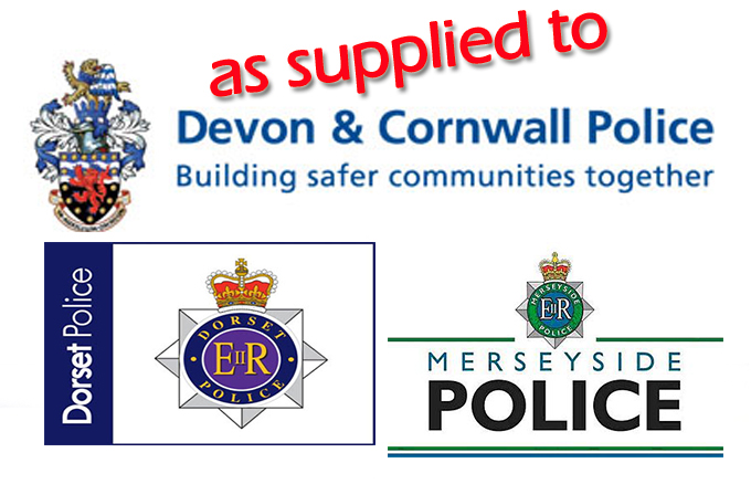 Alcovisor Mercury- as supplied to Devon and Cornwall Police