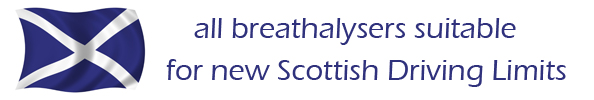 All breathalyzers suitable for new Scottish Limits